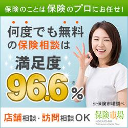 個人年金保険市場バナー