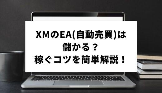 XMのEAは儲かる?おすすめの理由・稼ぐコツをかんたん解説!