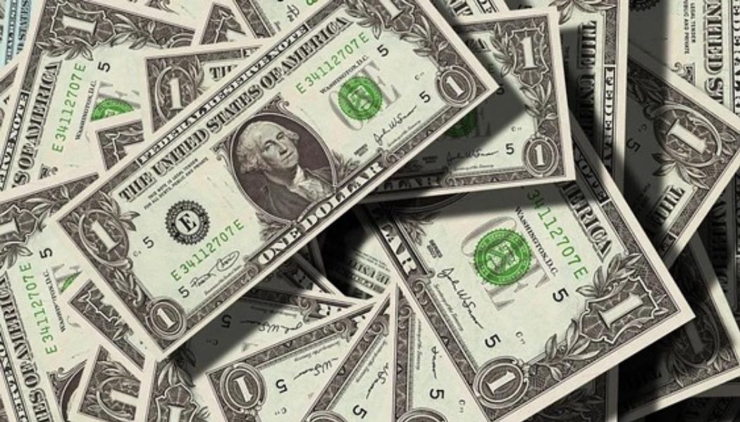株もFXも市場では莫大な資金が動いている
