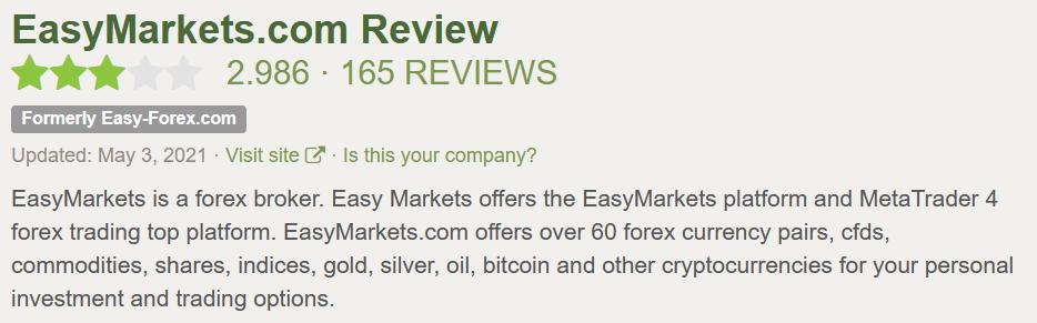 easy Markets メリット・デメリット_easyMarketsのFPA評価