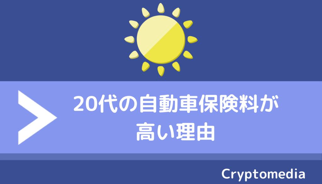 20代_保険料高い