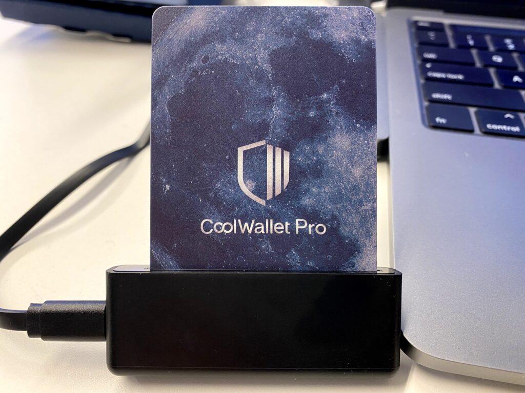 coolwallet_充電